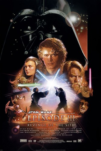 星球大战前传3:西斯的复仇 Star Wars: Episode III - Revenge of the Sith (2005)
