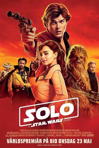 星球大战外传:游侠索罗 Solo: A Star Wars Story (2018)