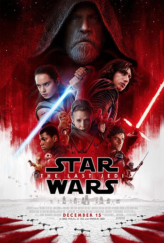 星球大战8:最后的绝地武士 Star Wars: Episode VIII - The Last Jedi (2017)
