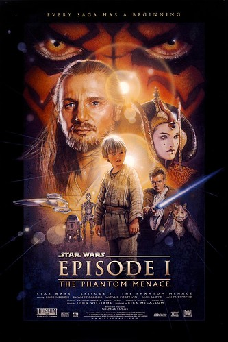 星球大战前传1:幽灵的威胁 Star Wars: Episode I - The Phantom Menace (1999)