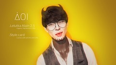 AOI STORE // JUN - ALAIN SHAPE AD