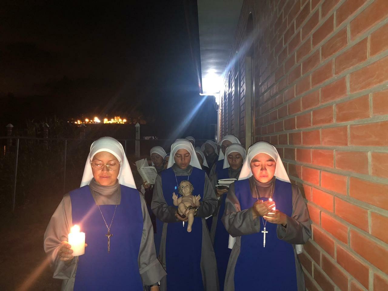 Ecuador: Navidad en el Noviciado