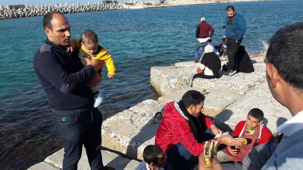 Egipto: Salida al mar con los niños del Hogar