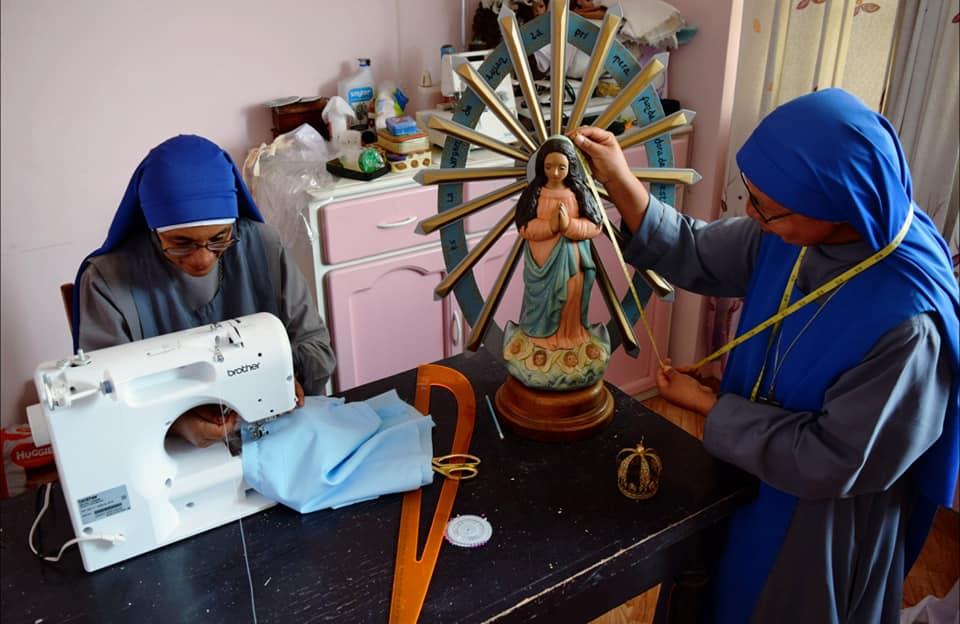 Perú: Preparaciones para la Solemnidad María Madre de Dios