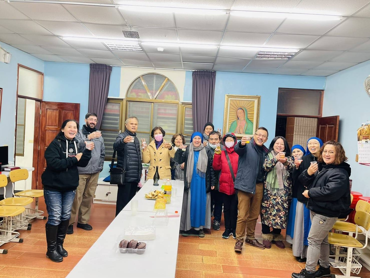 Taiwan: Celebración de Año Nuevo