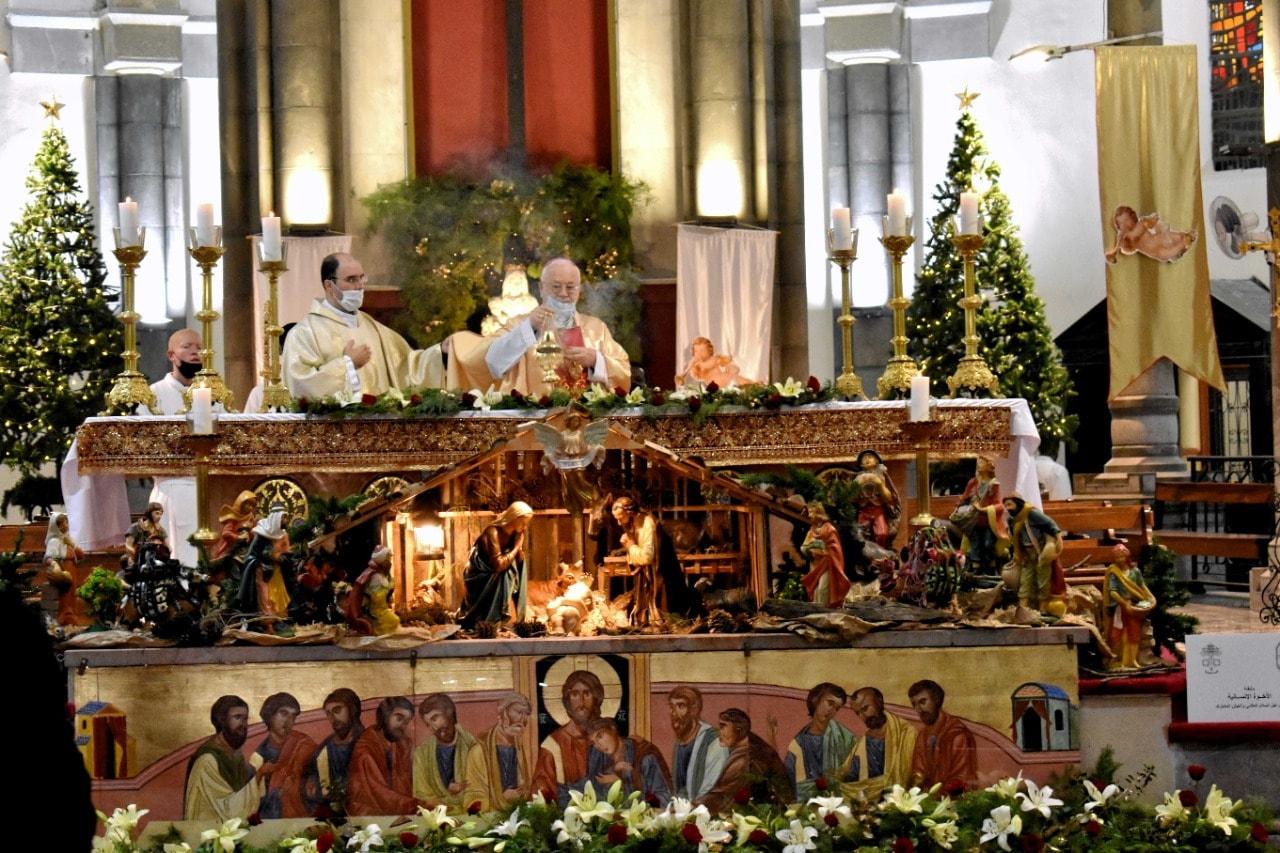 Túnez: Misa de Navidad en la Catedral