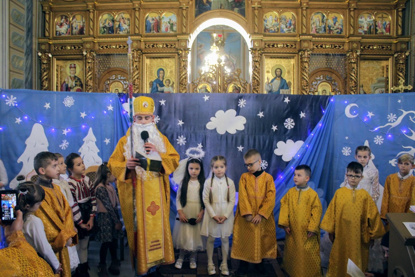 Ucrania: Día de San Nicolás
