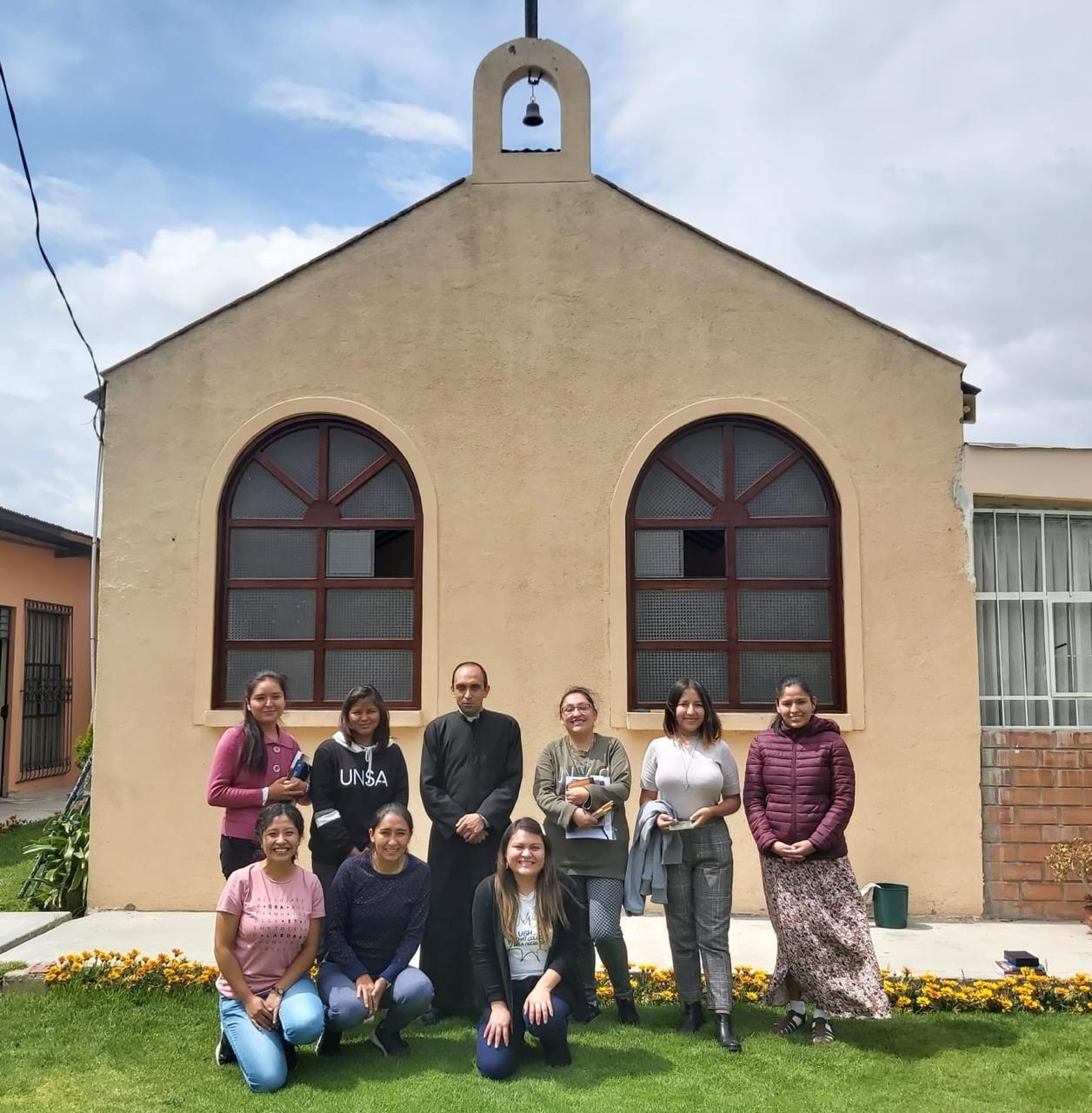 Perú: Ejercicios Espirituales para mujeres