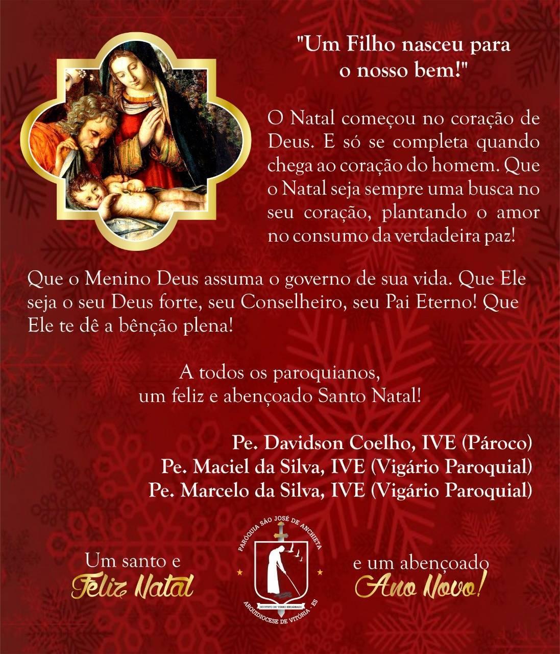 Brasil: Parroquia San José de Anchieta