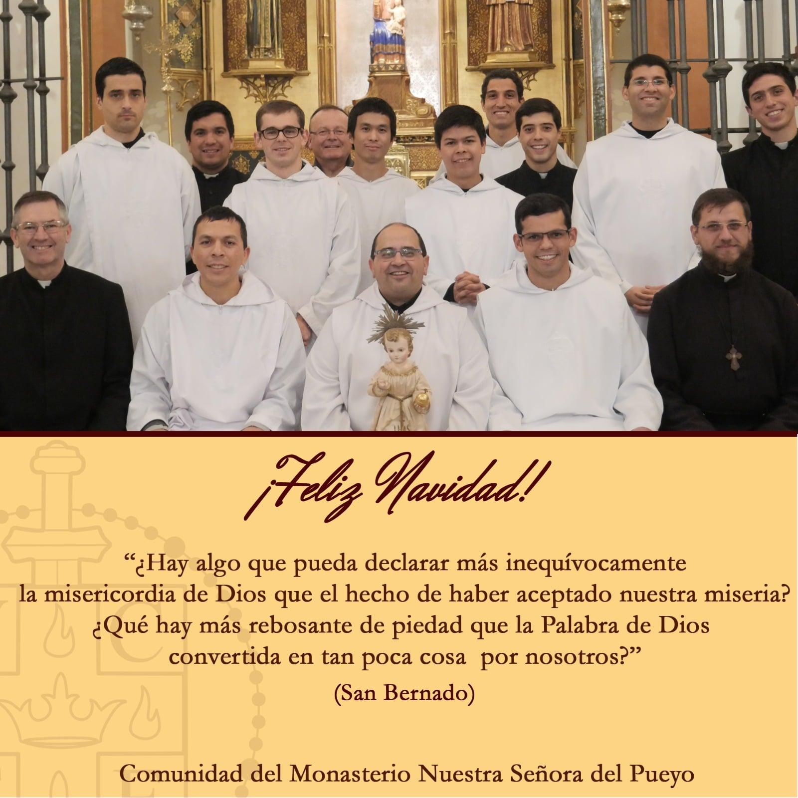 España: Monasterio del Pueyo