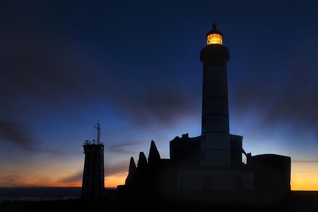 Phare de Saint-Mathieu - Saint-Mathieu lighthouse