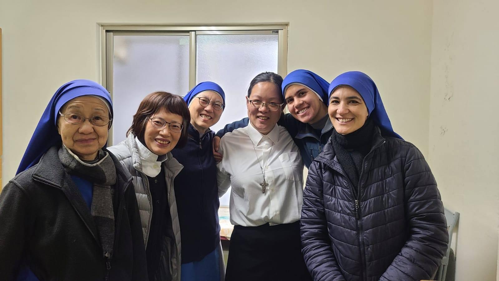 Taiwan: Nueva postulante en el Monasterio