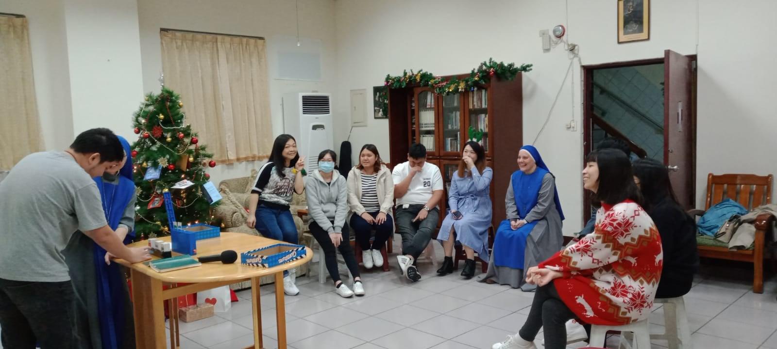 Taiwan: Navidad en Zhongli