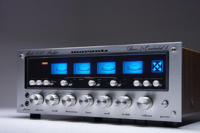 Marantz 4140 4-Channel Amplifier