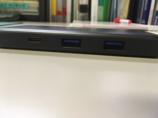 Anker Anker PowerExpand+ 7-in-1 USB-C PD メディア ハブ 1H2C2A1S1M