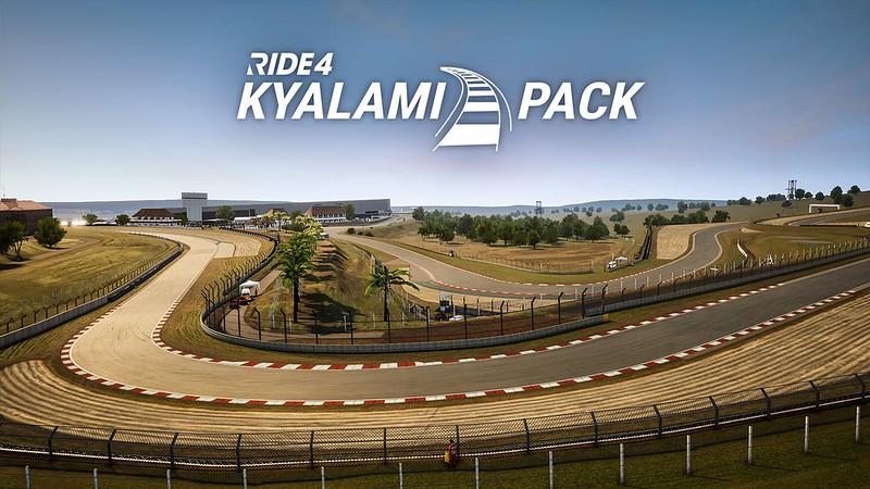 Ride 4 Kyalami Grand Prix Circuit