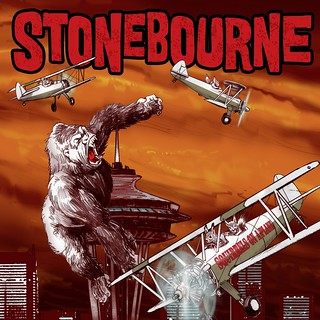 Album Review: Stonebourne - Squirrels on a Plane