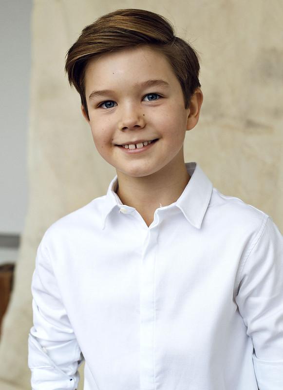 10e verjaardag Prins Vincent en Prinses Josephine van Denemarken