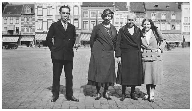 1939 en Flandre / Belgique