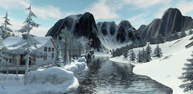 2021-01-08 Snow Melt