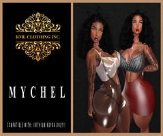 RML MYCHEL OFFICIAL AD
