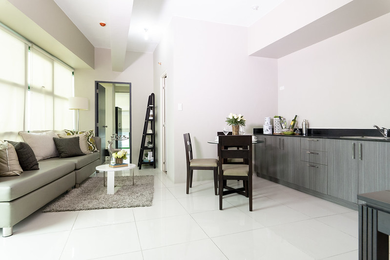 The Symphony Towers 1-BR Model Unit 1
