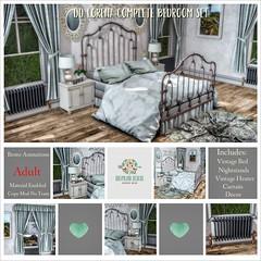 DD Lorena Complete Bedroom Set-Adult Ad