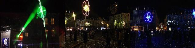 Fleurs de lumières   . . . Rennes