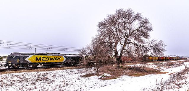 Locomotive Medway 269-355