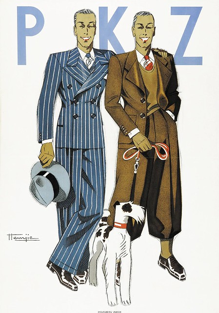PKZ Clothing - 1933