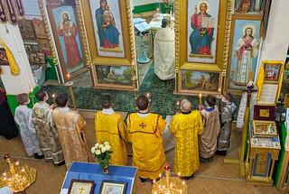 07.01.2021   Рождество в Демянске