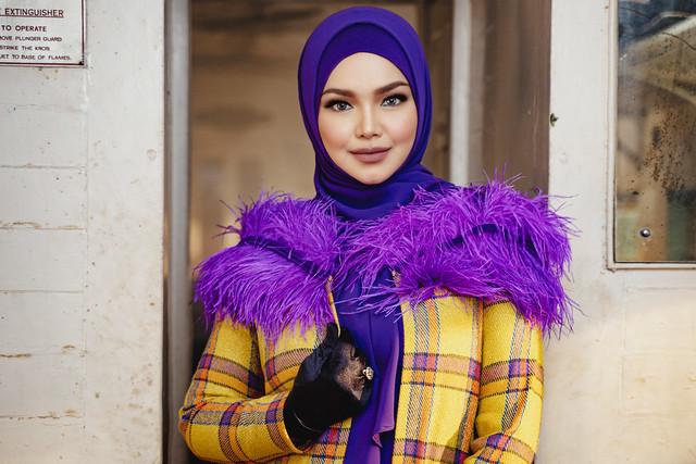 Siti Nurhaliza Buka Tirai 2021 dengan Melancar Video Muzik TAKHTA DUNIA