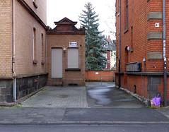 Gießener Hinterhöfe - Ludwigstraße IX