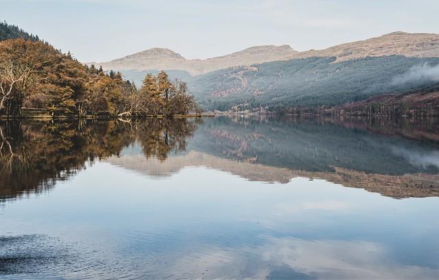 Loch Eck - Nov 2020