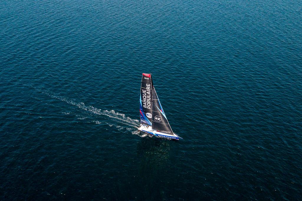 Première navigation avec Clarisse - juin 2019 -
