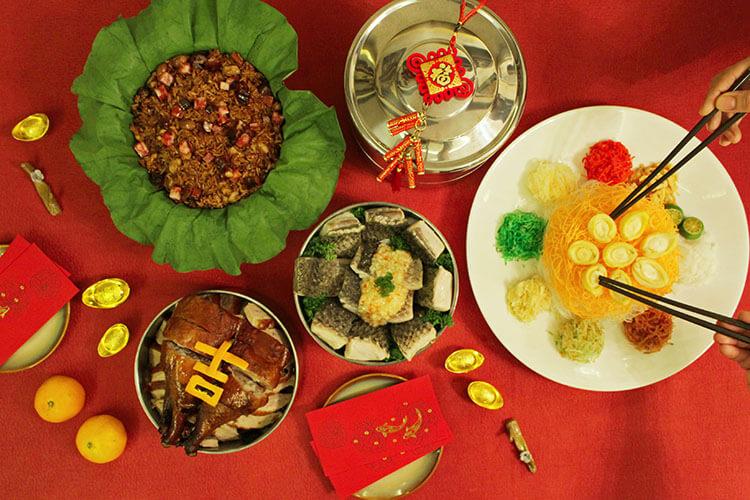 CNY at Grand Mercure Singapore Roxy