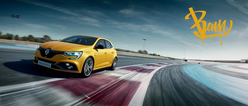 [Micro 4/3 - Lumix GH5] Losange Auto Renault - MEGAN RS feat Bam 50814169002_ececbc8c62_c