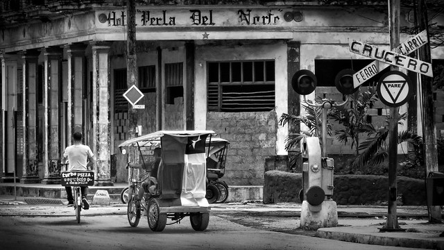 CUBA Morón VII *explored*