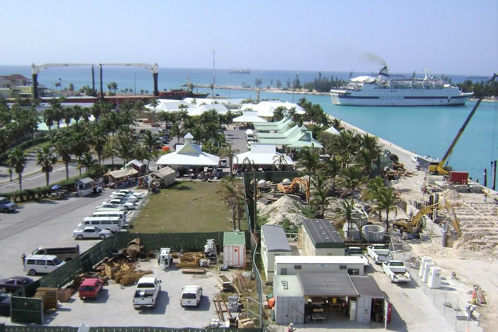 2009 Freeport Cruise Port