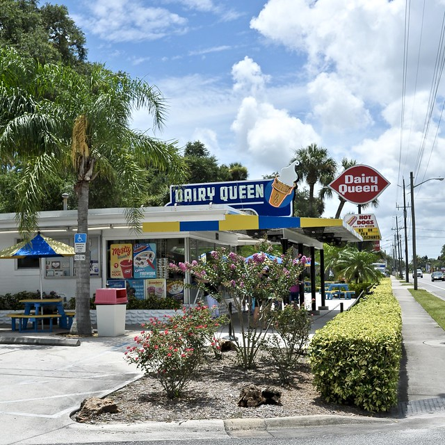 Dairy Queen - New Smyrna Beach, Florida