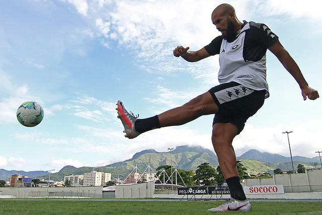 Treino do Botafogo - 08/01/2021
