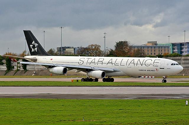 TC-JDL  Airbus A340-311