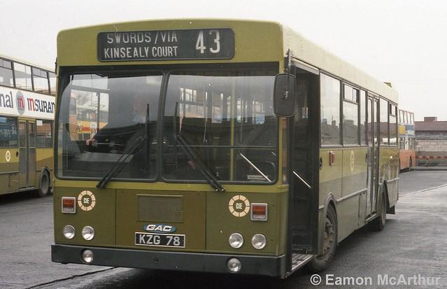 CIÉ KC 78 (KZG 78).