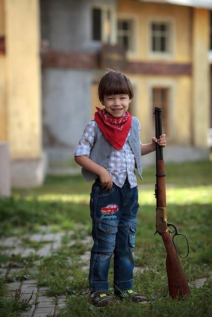 Gun Weapons Western Boy Bully  Edit 2021
