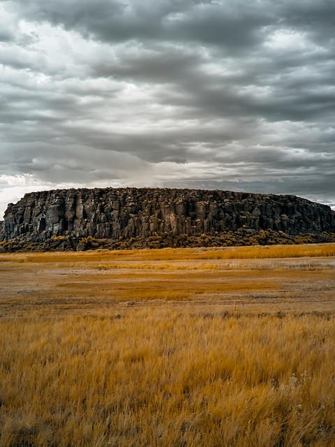 Dramatic Rock Formation - Oregon