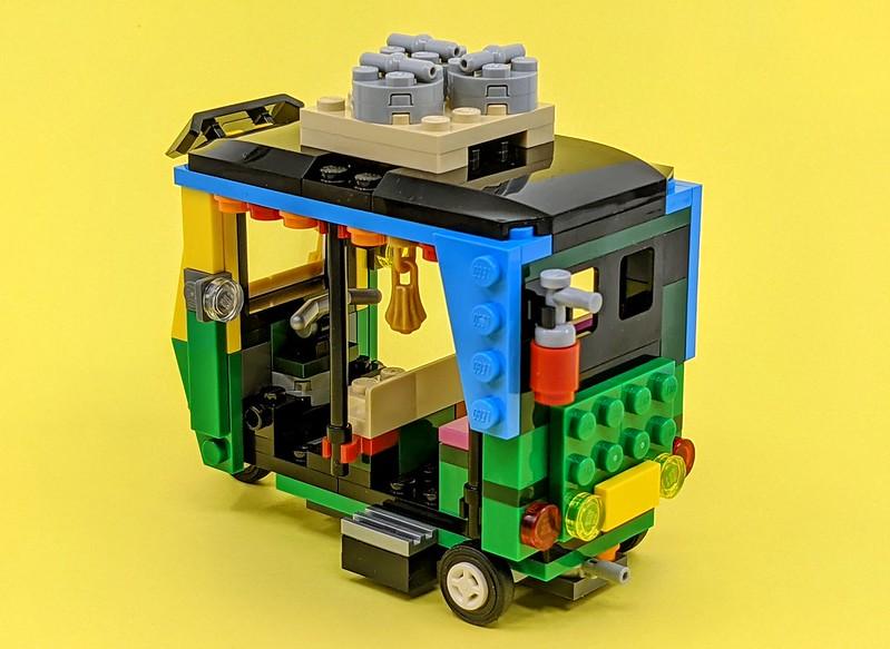 40469: LEGO Creator Tuk Tuk
