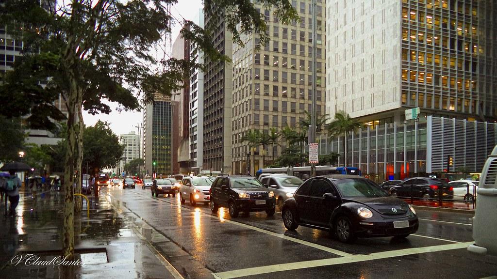 Rainy day - Dia chuvoso    (São Paulo/Brasil)