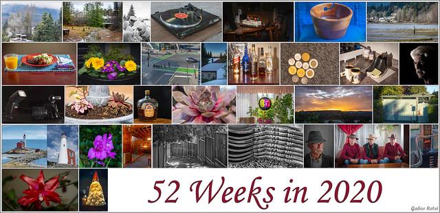 52 weeks in 2020