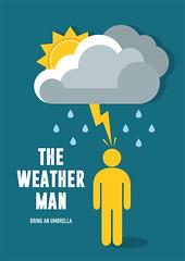 The Weather Man - Alternative Movie Poster