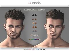 ROMOLO e REMO Hair